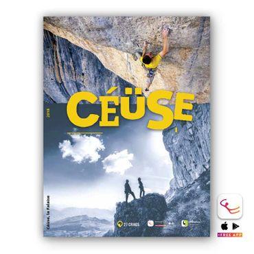 Céüse - Climbing Guide 2018