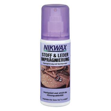 Nikwax Stoff & Leder Imprägnierung