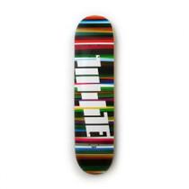 "Twilite Board, Color Lines, 7,375"""