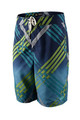 Nike 6.0 Scout Boardshort Laces, lush green/tropical twist
