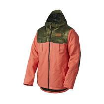Oakley Cedar Ridge BioZone Insulated Snowboardjacke, flare orange