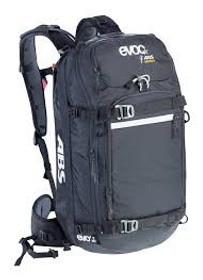 Evoc zip-on abs pro team, black