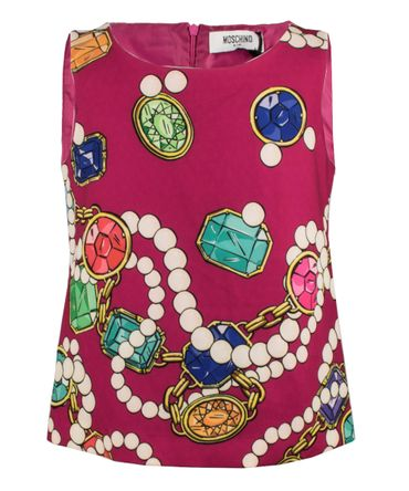 Moschino Top - pink