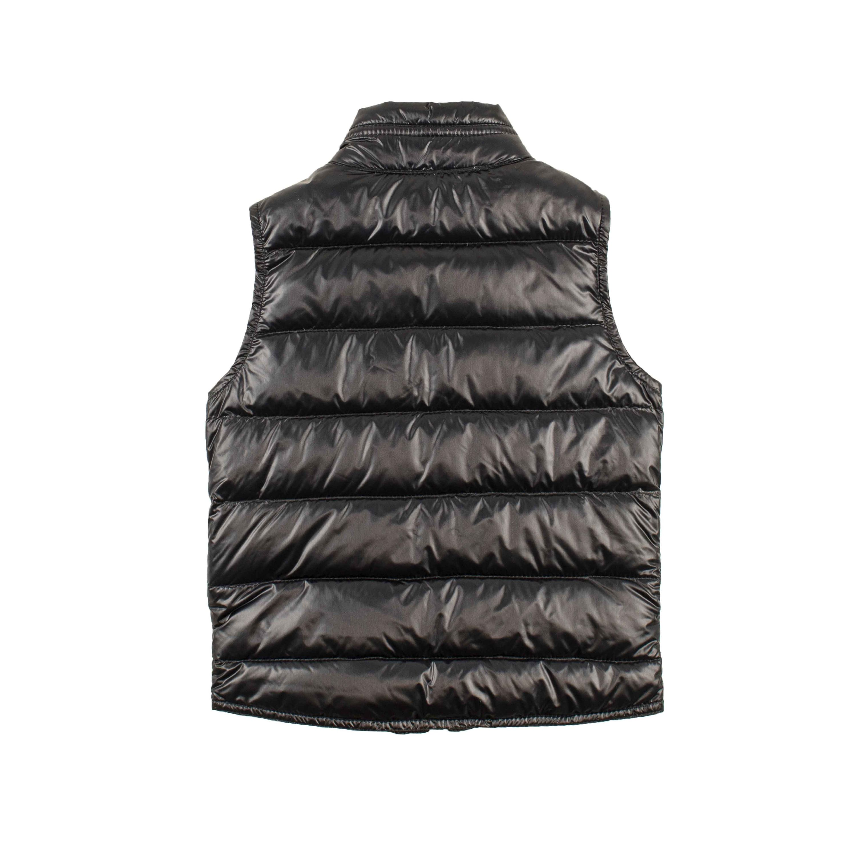 best cheap 927f0 30167 Moncler Daunenweste Gui - schwarz Jungen (3-16J) Kleidung Westen