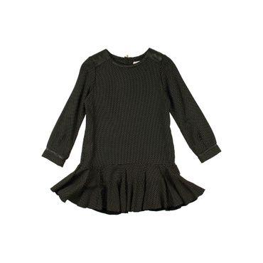 Chloé Kleid gepunktet - schwarz