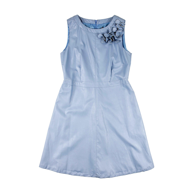 Bestseller näher bei günstig kaufen kleid mädchen hellblau ...