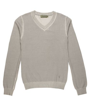 Trussardi Pullover - grau