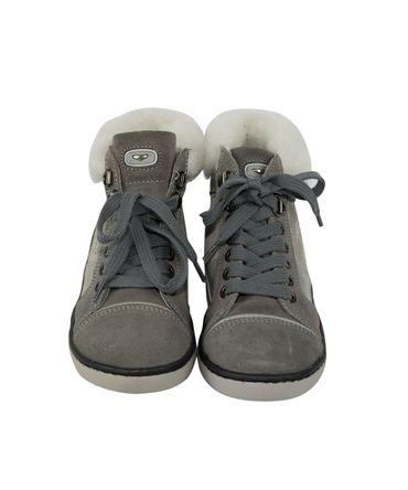 Alberto Guardiani Sneaker - grau / silber