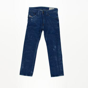 Diesel Jeans Regular Slim-Tapered - blau