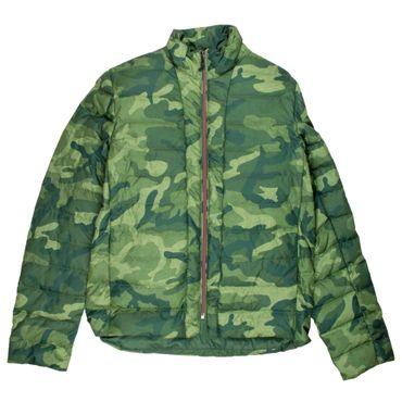 Brest Übergangsjacke Camouflage - grün