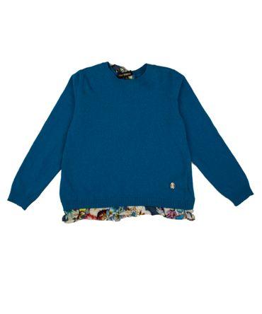Roberto Cavalli Pullover - blau
