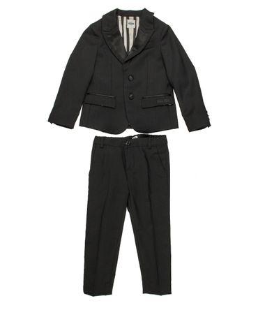 Moschino Anzug - schwarz