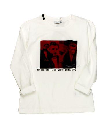 Dolce & Gabbana Langarmshirt - weiß