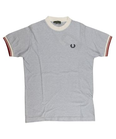 Fred Perry T-Shirt - hellblau