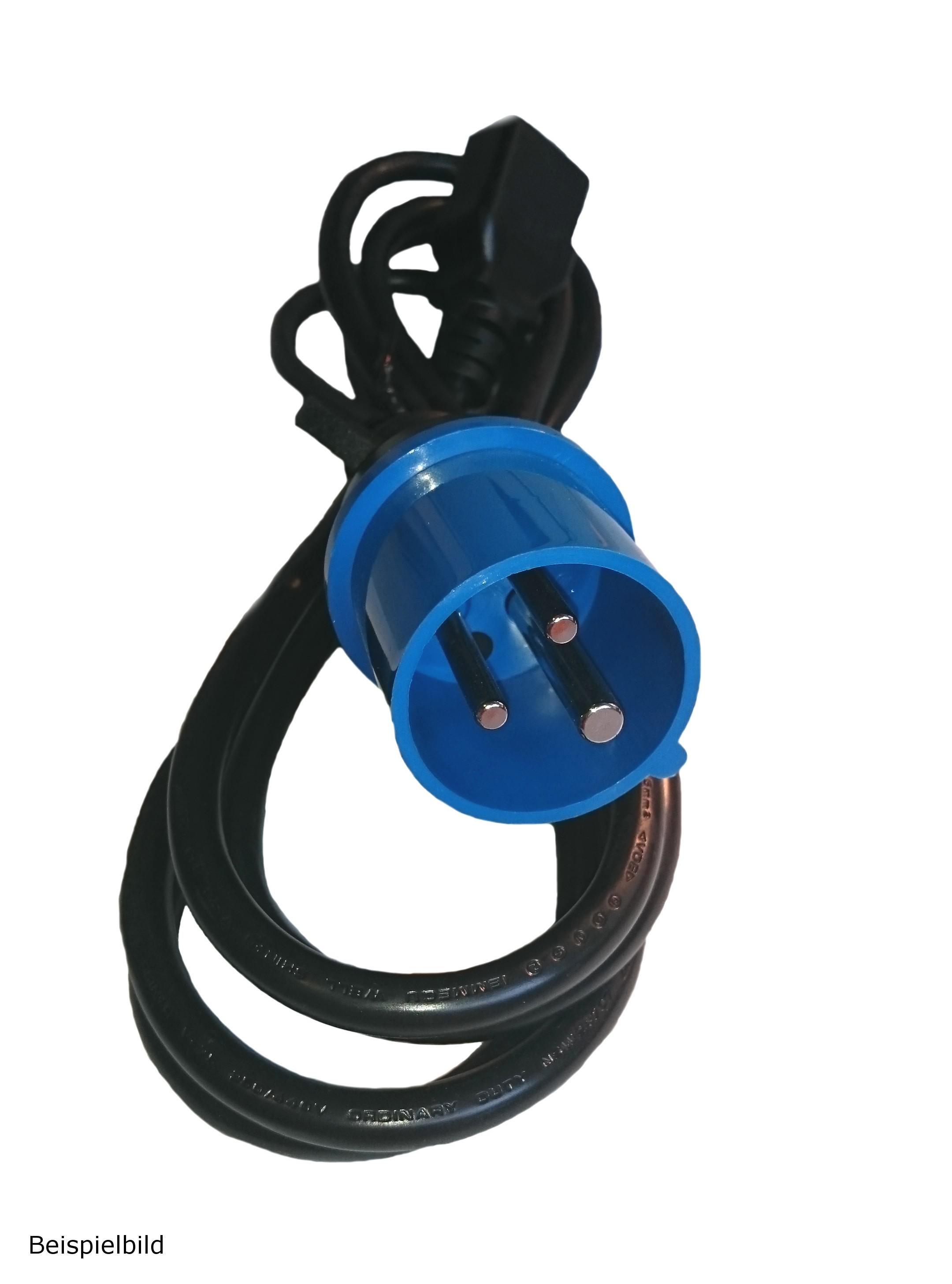 Top Netzkabel Stromkabel IEC 60309 Stecker (L+N+PE, 6h-Stecker, 16A  XM61
