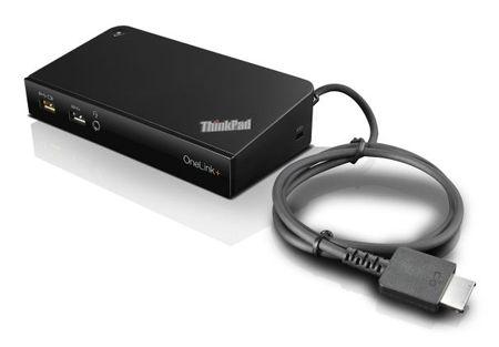 Lenovo ThinkPad OneLink+ Dock Replicator inkl. 90W Netzteil 03X6296 DU9047S1 – Bild 1