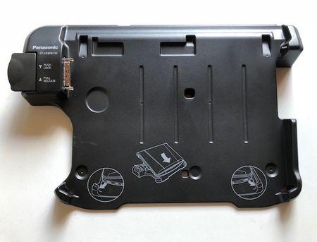 Panasonic CF-VEBF81W Dockingstation Replicator für Toughbook CF-F8 F9 ohne Netzteil  – Bild 1