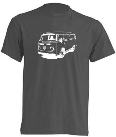 T2-Bus T-Shirt Busliebe24 – Bild 3