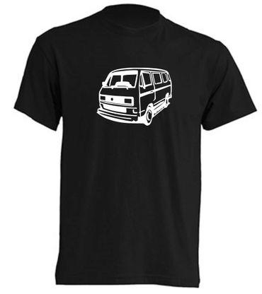 T3-Bus  eckigen Scheinwerfern T-Shirt Busliebe24 – Bild 12
