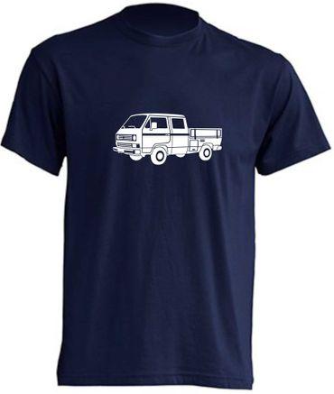 T3 Doka-Bus T-Shirt Busliebe24 – Bild 10