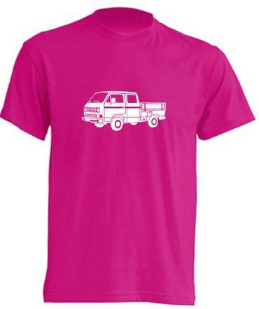 T3 Doka-Bus T-Shirt Busliebe24 – Bild 6