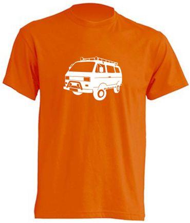 T3 Syncro-Bus T-Shirt Busliebe24 – Bild 5