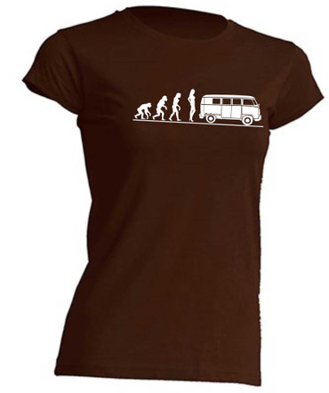 Evolution Lady T1-Bus T-Shirt Busliebe24 – Bild 5