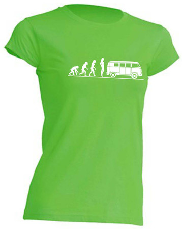 Evolution Lady T1-Bus T-Shirt Busliebe24 – Bild 8