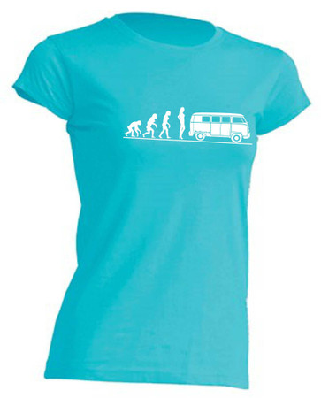 Evolution Lady T1-Bus T-Shirt Busliebe24 – Bild 3