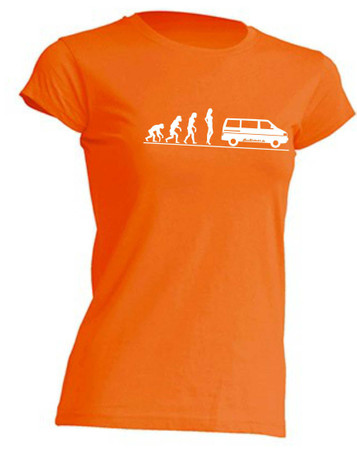 Evolution Lady T4-Bus T-Shirt Busliebe24 – Bild 7