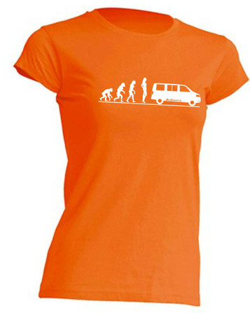 Evolution Lady T5-Bus T-Shirt Busliebe24 – Bild 8