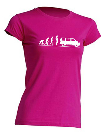 Evolution Lady T5-Bus T-Shirt Busliebe24 – Bild 9