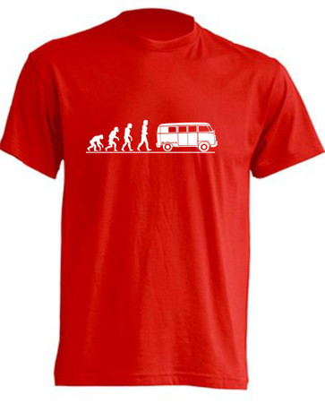 Evolution T1-Bus T-Shirt Busliebe24 – Bild 10