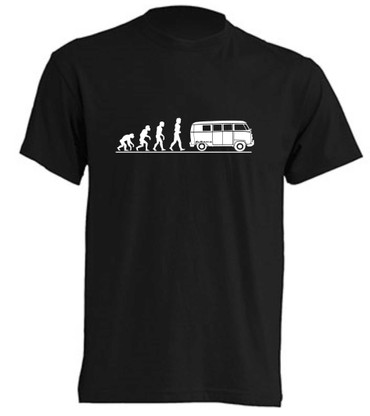 Evolution T1-Bus T-Shirt Busliebe24 – Bild 12