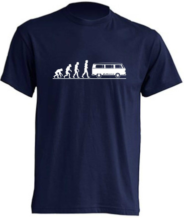 Evolution T2-Bus T-Shirt Busliebe24 – Bild 6