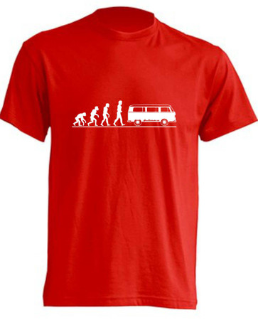 Evolution T2-Bus T-Shirt Busliebe24 – Bild 10