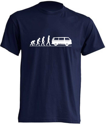 Evolution T3-Bus T-Shirt Busliebe24 – Bild 4