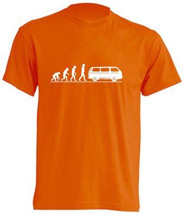 Evolution T3-Bus T-Shirt Busliebe24 – Bild 9