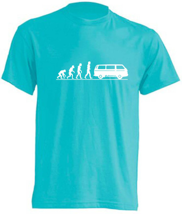 Evolution T3-Bus T-Shirt Busliebe24 – Bild 7