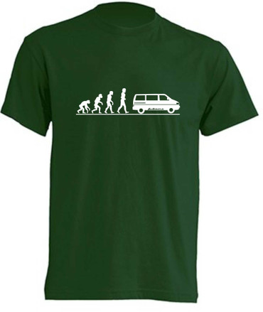 Evolution T4-Bus T-Shirt Busliebe24 – Bild 6