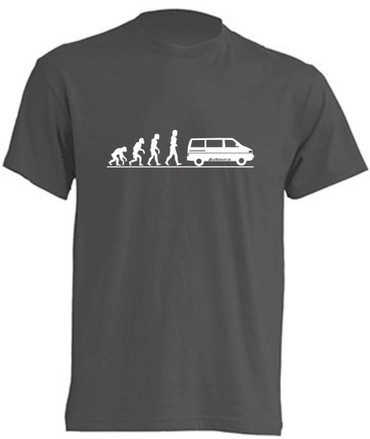 Evolution T4-Bus T-Shirt Busliebe24 – Bild 5
