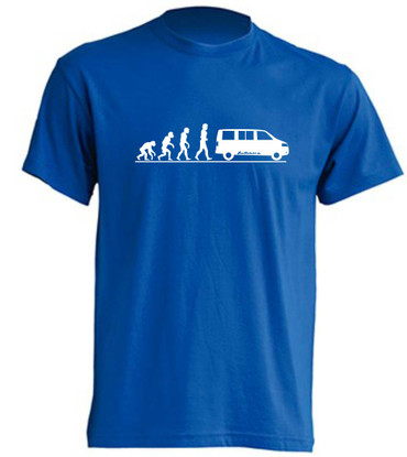 Evolution T5-Bus T-Shirt Busliebe24 – Bild 1