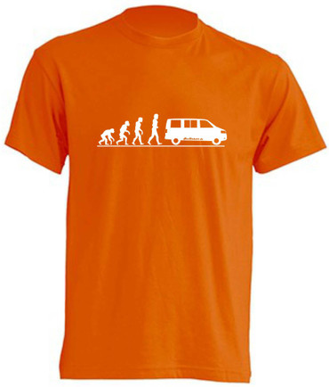 Evolution T5-Bus T-Shirt Busliebe24 – Bild 4