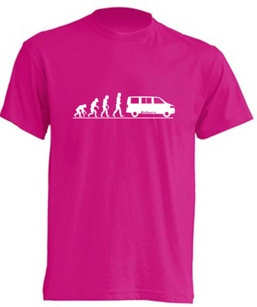 Evolution T5-Bus T-Shirt Busliebe24 – Bild 2