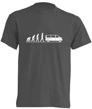 Evolution T6-Bus T-Shirt Busliebe24 – Bild 7