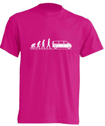 Evolution T6-Bus T-Shirt Busliebe24 – Bild 11