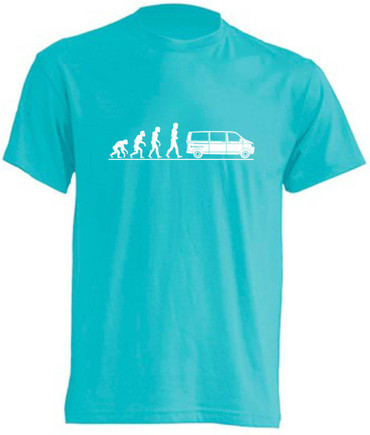 Evolution T6-Bus T-Shirt Busliebe24 – Bild 8