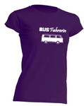 Busfahrerin T2-Bus T-Shirt Busliebe24 001