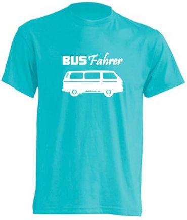 Busfahrer T3-Bus T-Shirt Busliebe24 – Bild 10