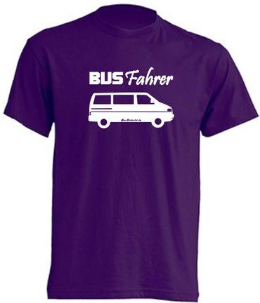 Busfahrer T4-Bus T-Shirt Busliebe24 – Bild 8